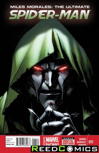 Miles Morales Ultimate Spiderman #11
