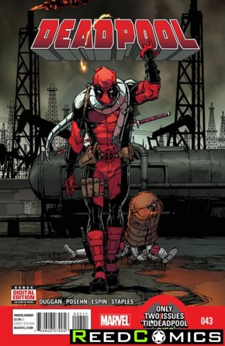 Deadpool Volume 4 #43