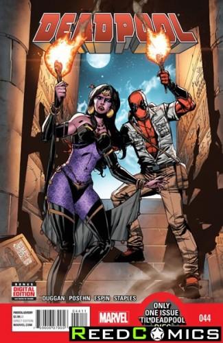 Deadpool Volume 4 #44