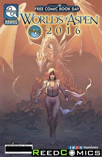FCBD 2016 Worlds of Aspen *Limit 1 Per Customer*
