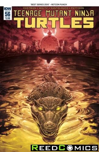 Teenage Mutant Ninja Turtles Volume 5 #56