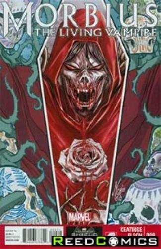Morbius The Living Vampire #9