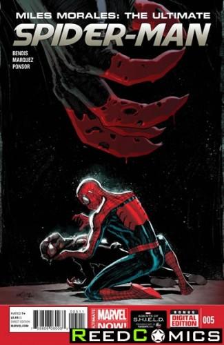 Miles Morales Ultimate Spiderman #5