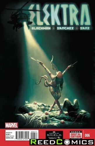 Elektra Volume 3 #6