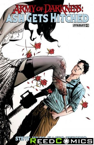 Army of Darkness Ash Gets Hitched #3