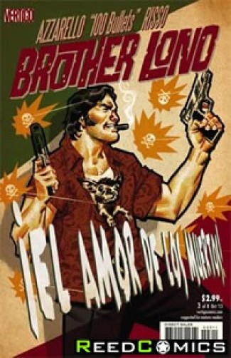 100 Bullets Brother Lono #3