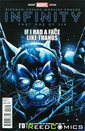 Infinity #1 (Party Variant)