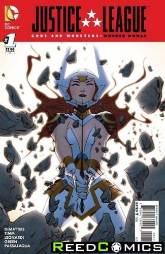 JLA Gods and Monsters Comics Wonder Woman #1