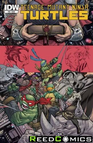 Teenage Mutant Ninja Turtles Volume 5 #49 (Random Cover)