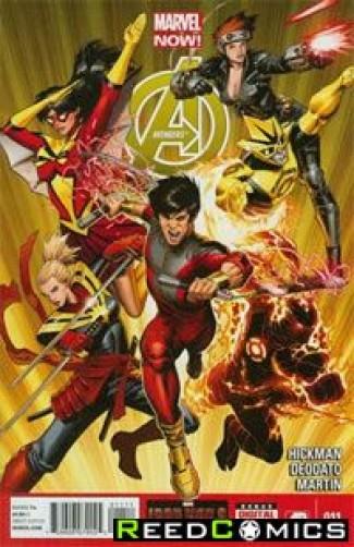 Avengers Volume 5 #11
