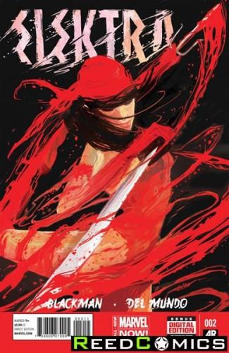 Elektra Volume 3 #2
