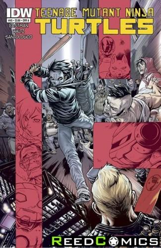 Teenage Mutant Ninja Turtles Volume 5 #45 (2nd Print)