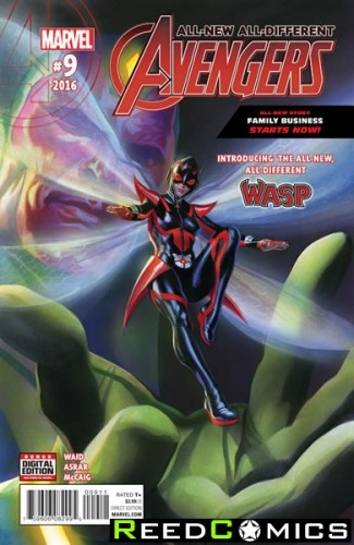 All New All Different Avengers #9