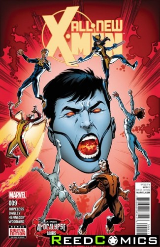 All New X-Men Volume 2 #9