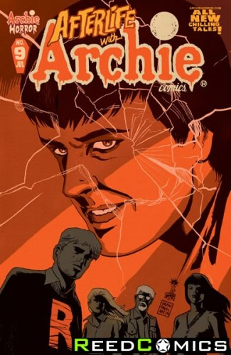 Afterlife with Archie #9 Francavilla Cover