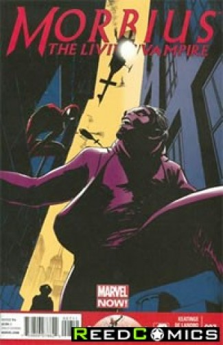 Morbius The Living Vampire #7