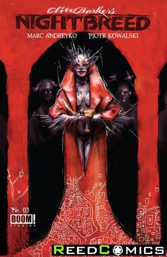 Clive Barkers Nightbreed #3