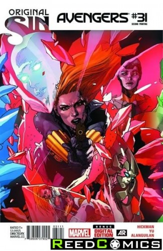 Avengers Volume 5 #31 (2nd Print)