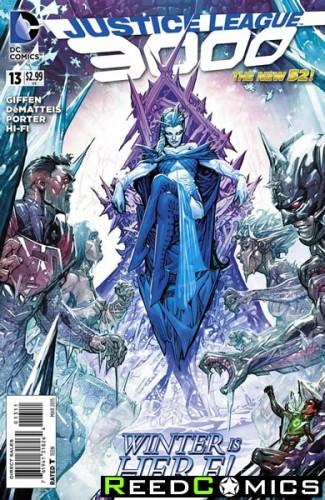 Justice League 3000 #13