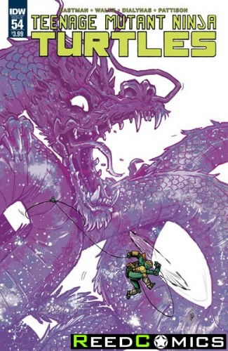 Teenage Mutant Ninja Turtles Volume 5 #54