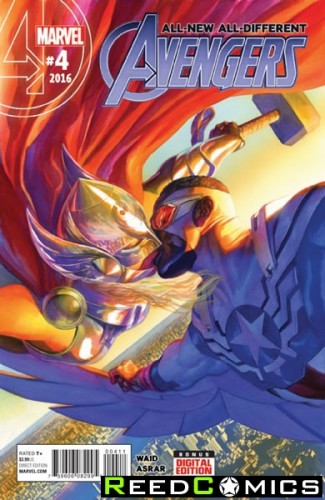 All New All Different Avengers #4