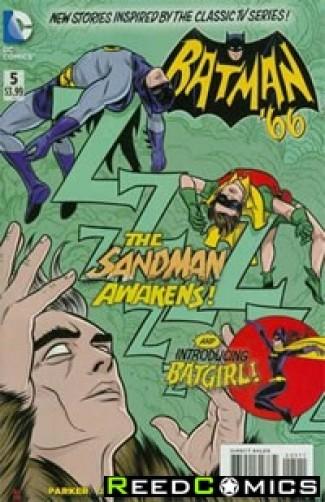 Batman 66 #5