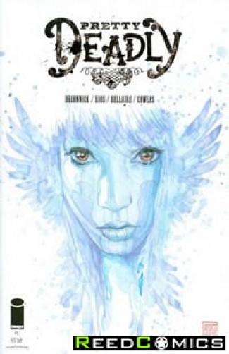 Pretty Deadly #1 (2nd Print)