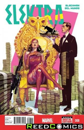 Elektra Volume 3 #8