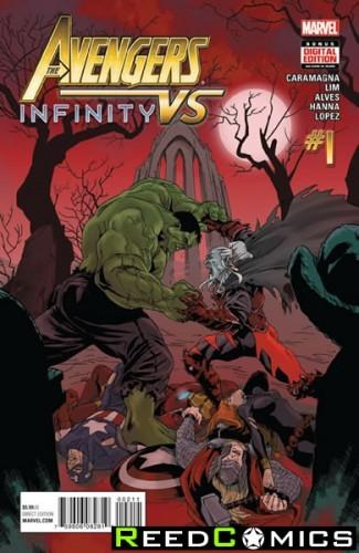 Avengers vs Infinity #1