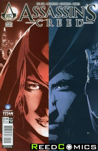 Assassins Creed #2 (Cover A)