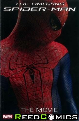 Amazing Spiderman Movie Prelude Graphic Novel