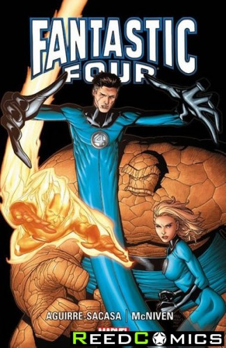 Fantastic Four by Aguirre-Sacasa and McNiven Graphic Novel