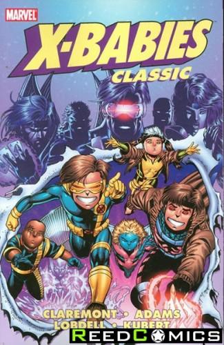 X-Babies Classic Volume 1 Graphic Novel