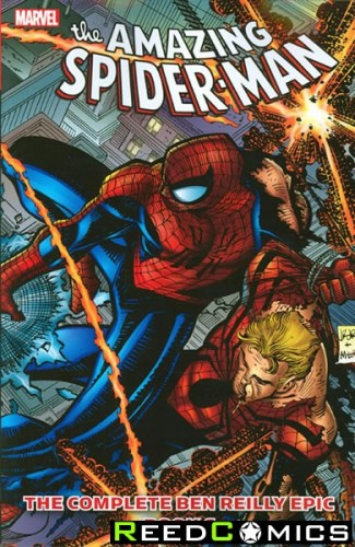 Spiderman The Complete Ben Reilly Epic Book 6 Graphic Novel