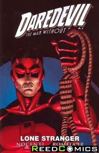Daredevil Lone Stranger Graphic Novel