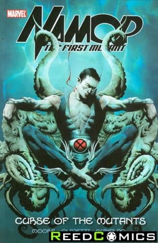 Namor First Mutant Volume 1 Curse of the Mutants Graphic Novel