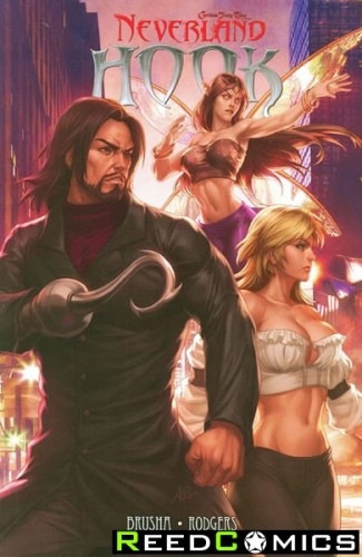 Grimm Fairy Tales Neverland Hook Graphic Novel