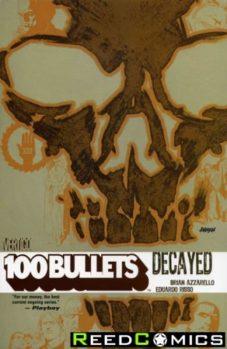 100 Bullets Volume 10 Decayed Graphic Novel