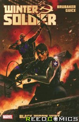 Winter Soldier Volume 3 Black Widow Hunt Graphic Novel