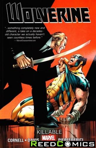 Wolverine Volume 2 Killable Graphic Novel