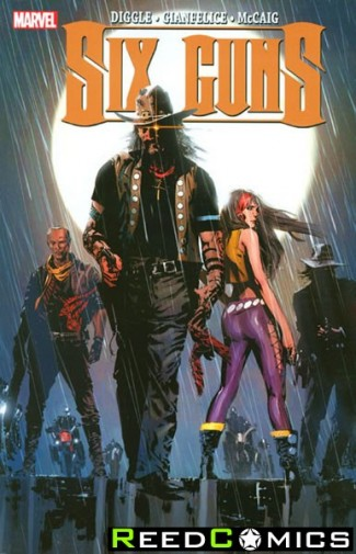 Six Guns Graphic Novel
