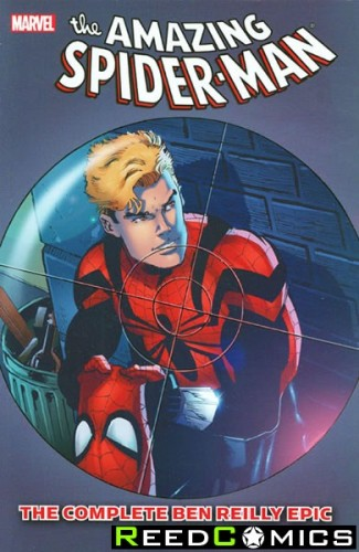 Spiderman The Complete Ben Reilly Epic Book 4 Graphic Novel