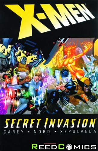 Secret Invasion X-Men Graphic Novel