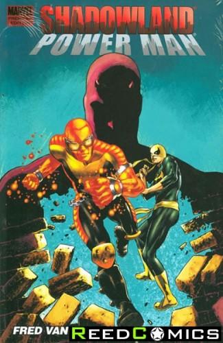 Shadowland Power Man Premiere Hardcover