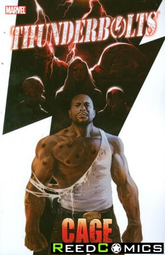 Thunderbolts Cage Graphic Novel
