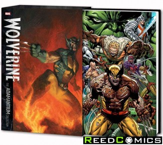 Wolverine Adamantium Collection Slipcase Hardcover