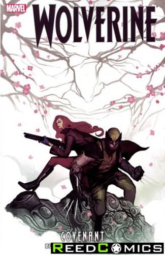 Wolverine Covenant Graphic Novel