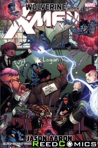 Wolverine and the X-Men by Jason Aaron Omnibus Hardcover