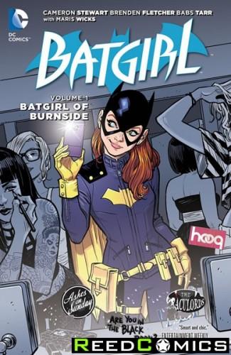 Batgirl Volume 1 The Batgirl of Burnside Hardcover