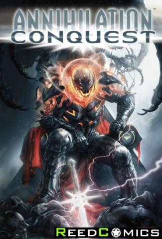 Annihilation Conquest Omnibus Hardcover